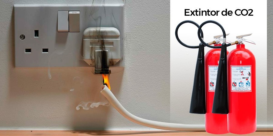 Recarga y Venta de extintores en San Luis