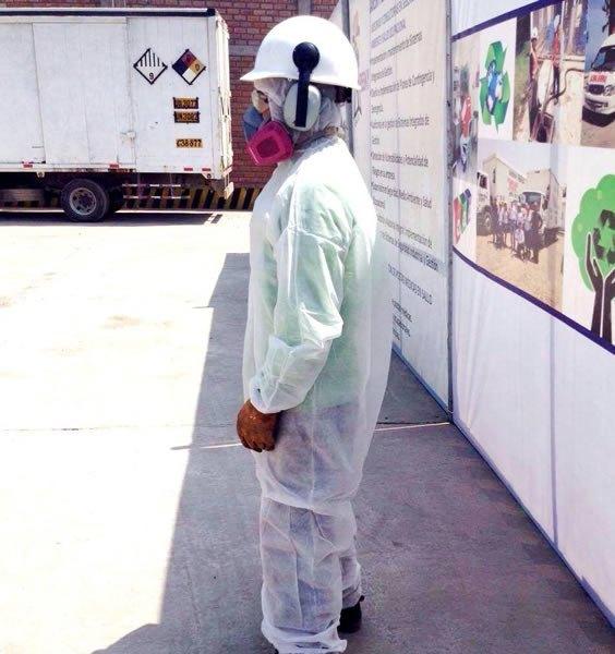 Empresa de fumigación