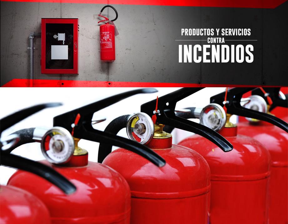 Recarga y Mantenimiento Extintores Perú