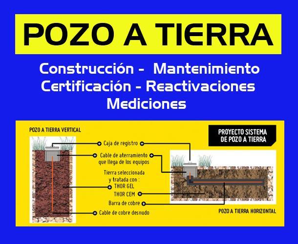 Pozo a Tierra Construccion Mantenimiento Certificacion 20150401161718