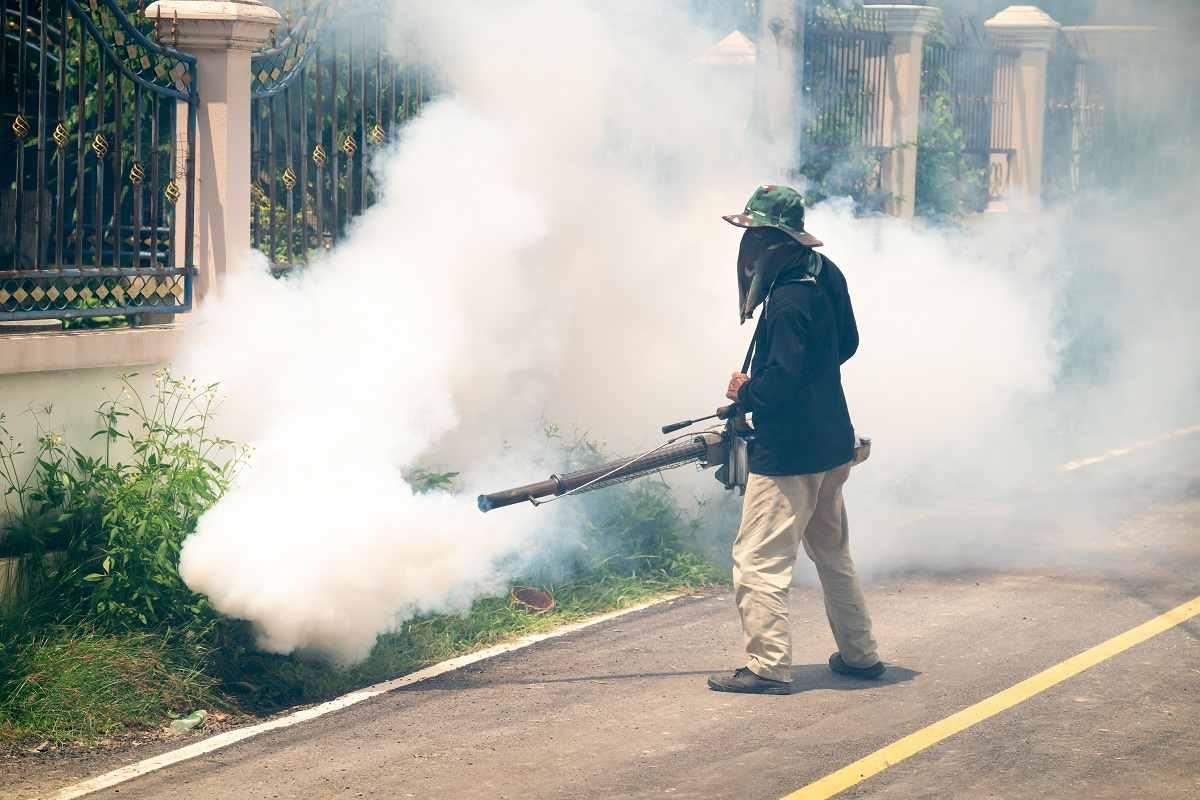Fumigación en Lima
