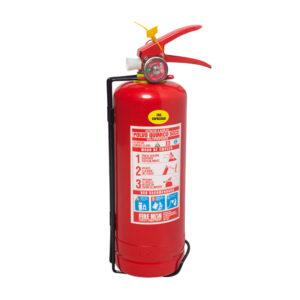 Extintor de 2kg PQS tipo ABC al 75%