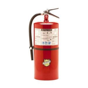 Extintor 30lb UL PQS tipo ABC 90