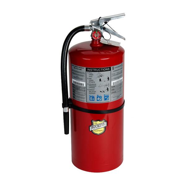 Extintor 20lb UL PQS tipo ABC 90