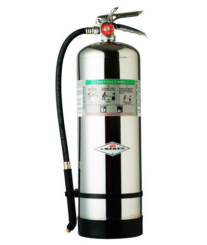 Extintor de 9lts acetato tipo K