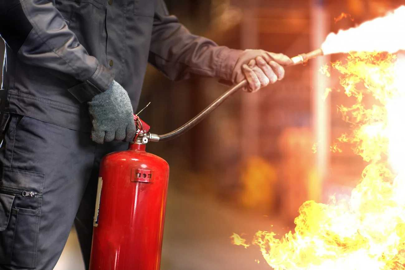 Extintores de Espuma en Lima