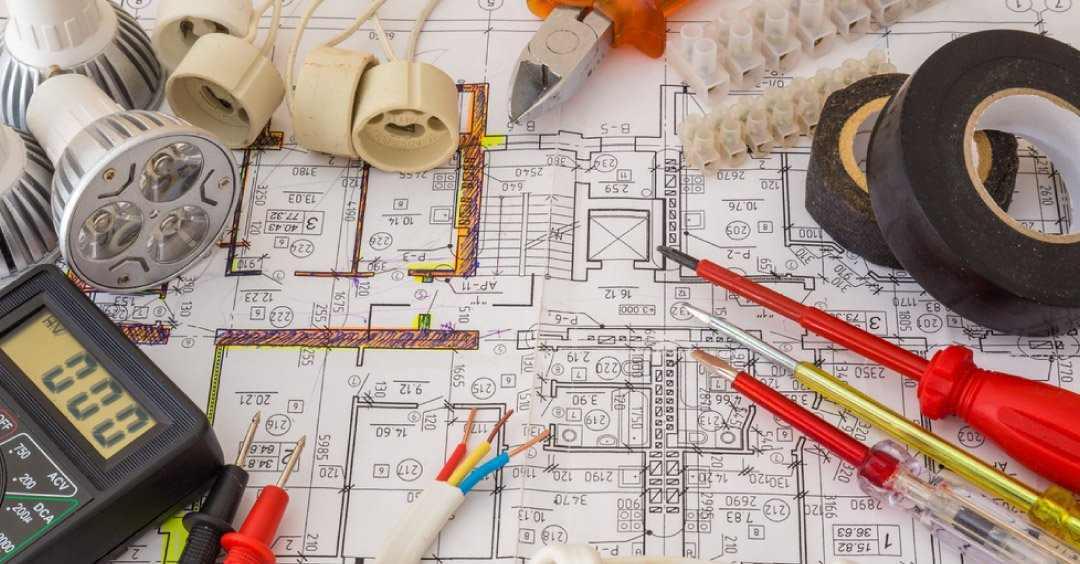 Partes del Plano de Instalaciones Eléctricas